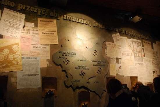 Il Museo della Rivolta di Varsavia