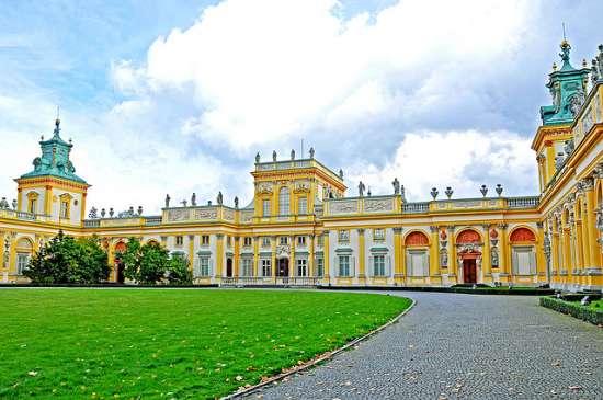 Il Palazzo di Wilanow
