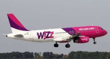 Wizz Air: 20% di sconto fino alla mezzanotte di oggi
