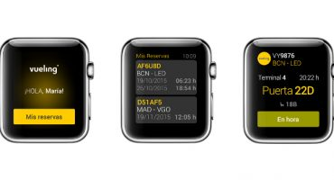 Vueling annuncia la sua app per Apple Watch