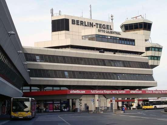 Aeroporto Berlino - Tegel