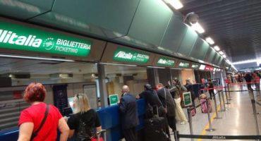 Aeroporti italiani: + 7% di passeggeri nel primo trimestre 2015