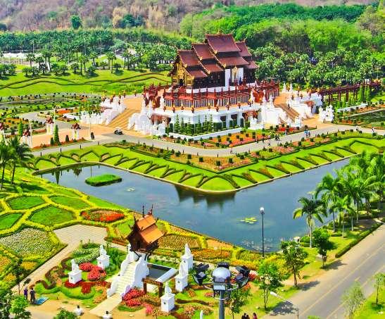 Chiang Mai ( Cina)