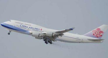 China Airlines, voli in offerta fino a luglio