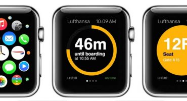 Lufthansa lancia la sua app per Apple Watch