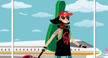 Trasportare strumenti musicali in aereo: regole e consigli