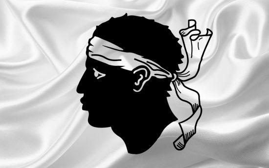 Bandiera corsa
