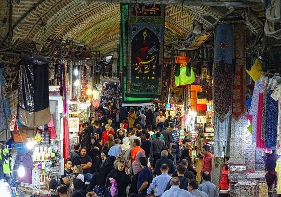 Gran Bazar di Teheran