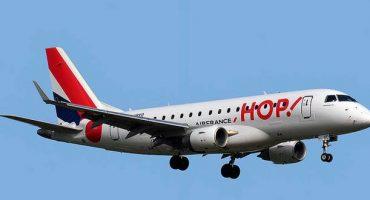 Voli di Hop! in offerta per volare in Francia