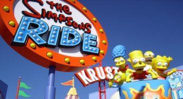 Viaggio ( reale) a Springfield, la città dei Simpsons