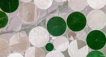 Google Earth festeggia 10 anni con nuove funzionalità e nuove immagini satellitari