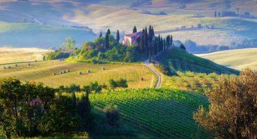 E' la Toscana la regione italiana più popolare sul web