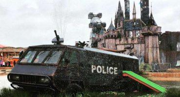 Dismaland, l'anti-Disneyland inglese