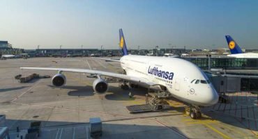 Lufthansa introduce il servizio ristorazione in Business Class