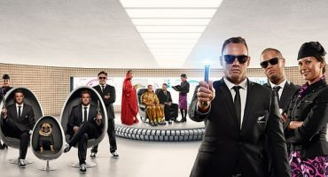 "Video: Air New Zealand e ""Men in Black"""