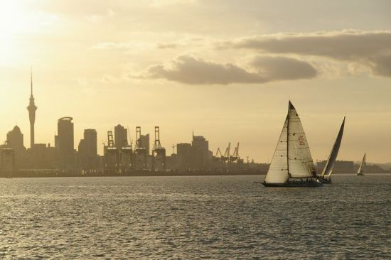 auckland-harbour