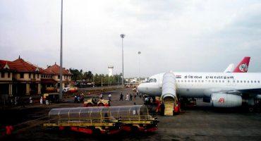 L'India inaugura il primo aeroporto solare del mondo