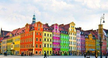 Top 10: le città più colorate nel mondo