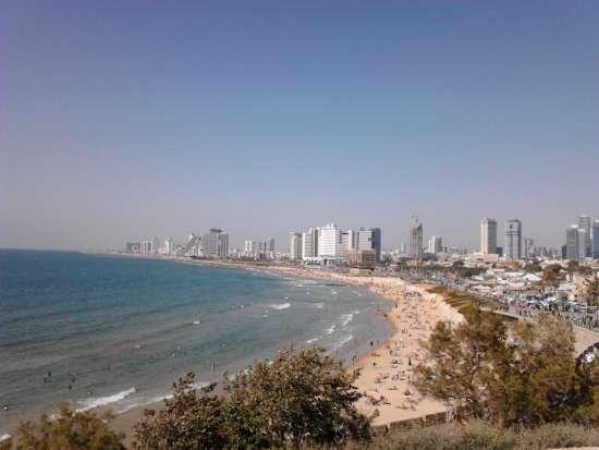 Lungomare di Tel Aviv