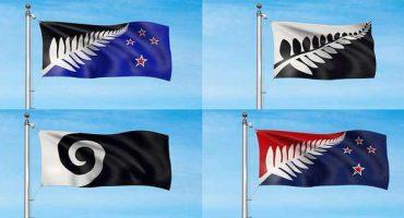 Nuova Zelanda: 4 finaliste per una bandiera