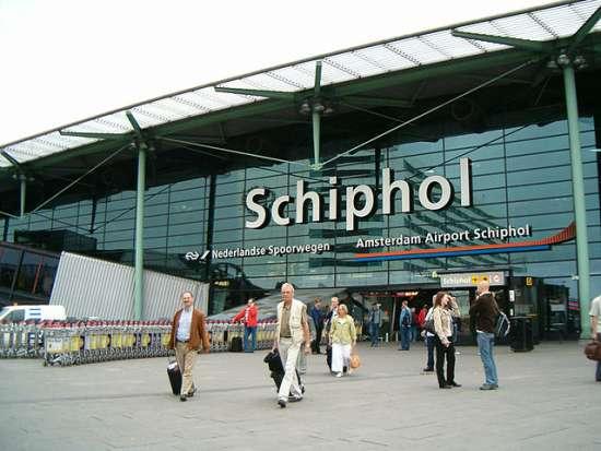Aeroporto di Amsterdam - Schiphol