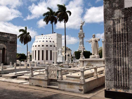 Necrópolis Cristóbal Colón