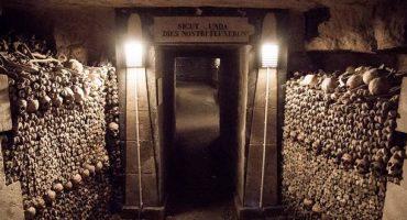 Le catacombe di Parigi per un Halloween particolare!