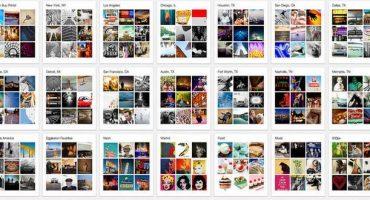 Top 20, le destinazioni più popolari su Pinterest