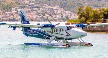 Volare in Croazia in idrovolante