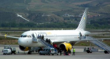 Yellow Friday, l'offerta 2X1 di Vueling