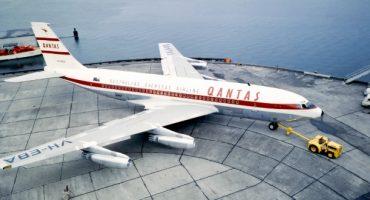 Compleanno vintage per Qantas