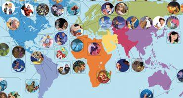Viaggio nel mondo Disney: la guida alle location dei cartoon più celebri