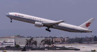 Air China atterra a Cuba