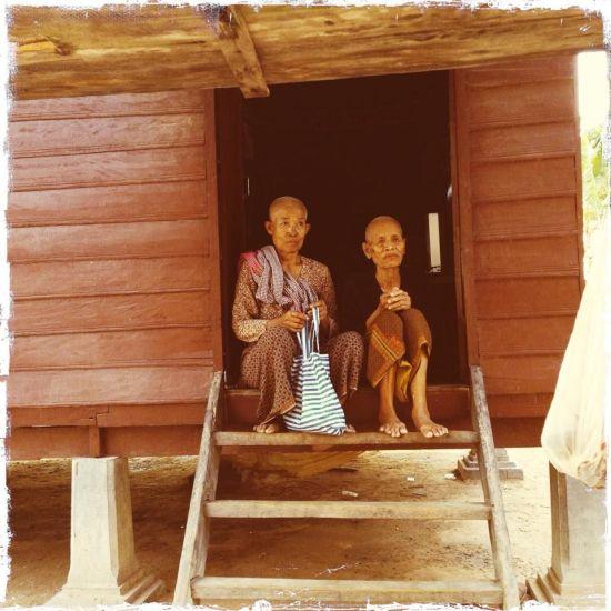 Anziani khmer