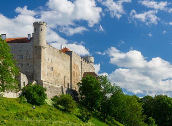 Il Castello di Toompea