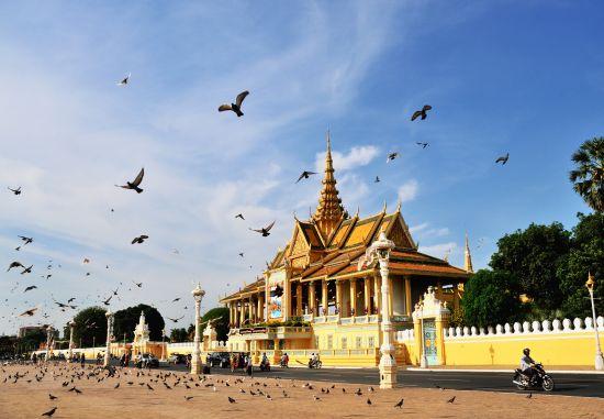 Il Palazzo Reale di Phon Phem