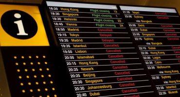 Francia, sciopero dei controllori di voli