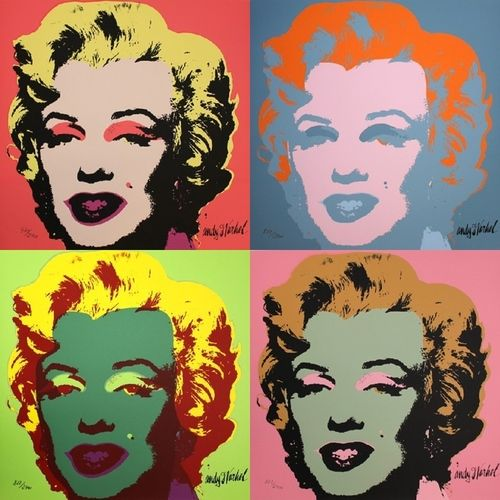 Andy Warhol, MM Multiple