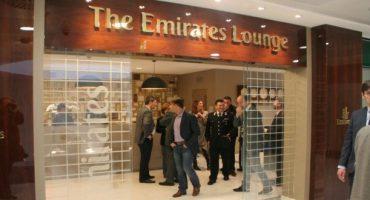 Malpensa, inaugurata la nuova lounge di Emirates