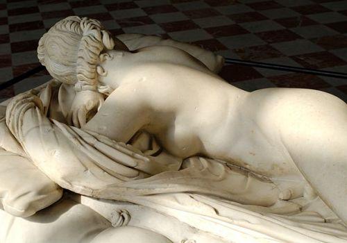 Hermaphroditus, Louvre