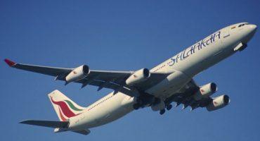 SriLankan Airlines sopprime i voli per Roma