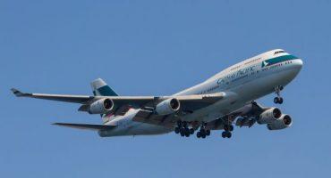 Cathay Pacific, promozione per volare in Business Class