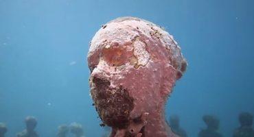 Spagna: un museo sottomarino nelle acque delle Canarie