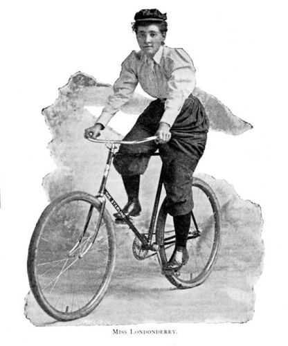 Annie Cohen Kopchovsky