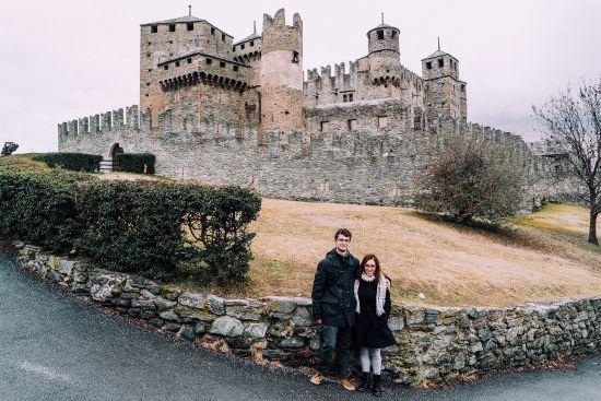 Castello di Fénis, Valle D'Aosta