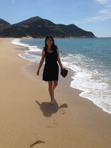 Emilie in Sardegna