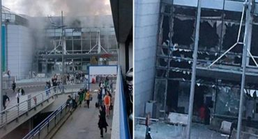 Attentati terroristici a Bruxelles: chiuso l'aeroporto
