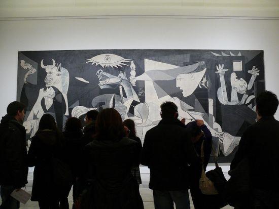 Guernica, Centro de Arte Reina Sofia