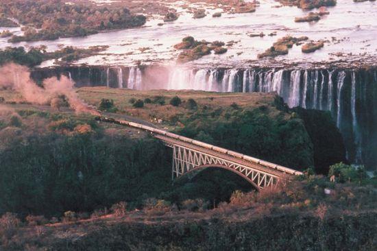 Rovos Rails Victoria Falls