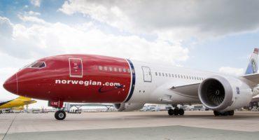Norwegian Air inaugura nuovi voli dall'Italia verso Oslo